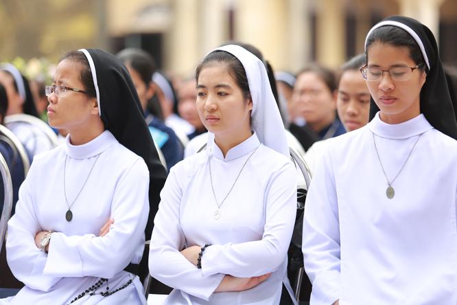 hdv 2935 - Giáo phận Hải Phòng: Thánh lễ Truyền chức Linh mục 2018