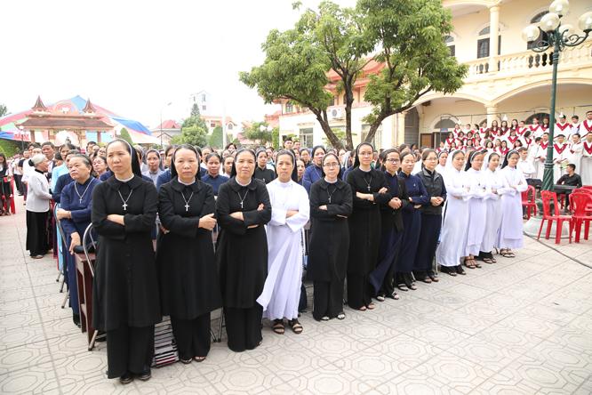 sphi2500 - Giáo phận Hải Phòng: Thánh lễ Truyền chức Linh mục 2018